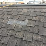 屋根材の差し替え