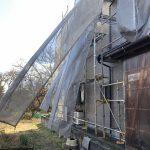 尾張旭F様邸の工事が始まりました。