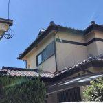 瀬戸市M様邸の屋根補修。