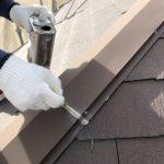 瀬戸市H様邸の屋根補修。
