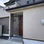 瀬戸市H様邸の工事完了。