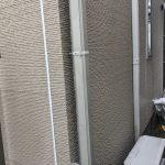 瀬戸市F様邸の塗装前準備。