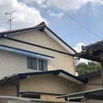 屋根塗装。