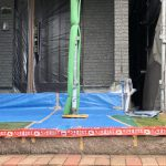 瀬戸市 S様邸の作業が進んでいます。
