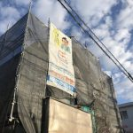 名東区T様邸の進捗。