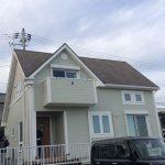 瀬戸市K様邸の屋根塗装が始まります。
